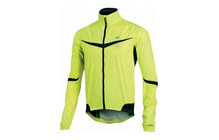 PEARL iZUMi Elite Barrier Jacket screaming yellow/black